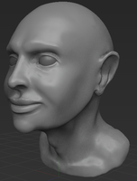 zBrush A Day - June 24, 2014 by HaagNDaaz