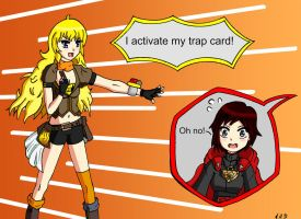 Trap card! by YOYO409
