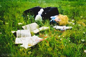 Pandora Hearts : The golden past by theonlyVU