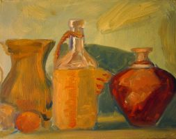 Still life by TheNecco