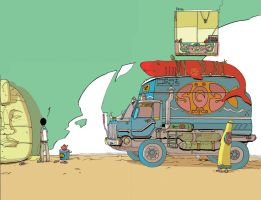 India Tom by royalboiler