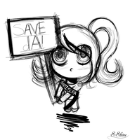 Stop SOPA and PIPA by SapphireShine