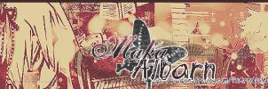 :: m a k a Banner:: by xRainbow-Sky