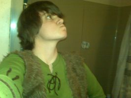Hiccup Cosplay Attempt of What by Stalcry