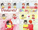 Redvines by writerBYmoonlight