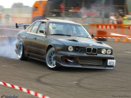 BMW E34 Drift by roobi