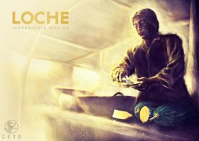 Loche - Ingrediente Magico by Cetosc