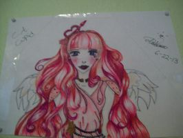 Ever After High - C.A. Cupid by Musouka15