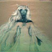 Galadriel by non-existent-country
