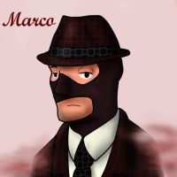 Marco the Spy by dragon2000200