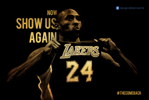 Now, show us again I Kobe Bryant wallpaper by RafaelVicenteDesigns