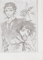 TYKI AND ROAD FROM DGM by victortky