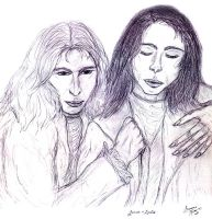 Lestat and Louis 2 by bloodonmyfangs