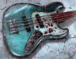 The Passion of the Bass by Osmont2
