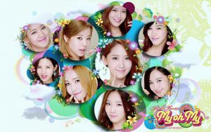 Snsd My Oh My by Jover-Design