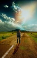 road to infinity by indecent-lighting