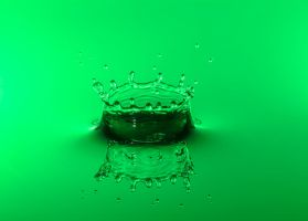 Emerald Crown by NickField