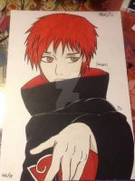 Sasori of the red sand by Black8blood8YoLo
