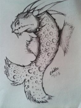 Dragonfish by Artsouls143