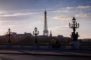 Pont Alexandre III by caie143