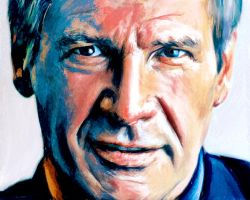 Harrison Ford by PhotoLife512