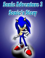 Sonic Adventure 3: Sonic's Story Cover by EliseLowing