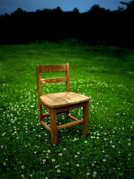 Chair by ethangibbs