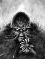 Swamp Thing by billytackett