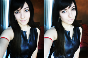 Tifa Lockhart - FFVII Advent Children by Dragunova-Cosplay
