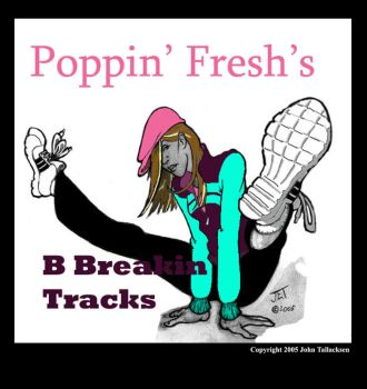 Poppin' Fresh CD Cover by DigitalDisciple