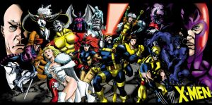 X-Men by shubcthulhu