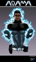 Adama by The-G by Chizel-Man