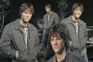 Sam Winchester by RoseHathaway24