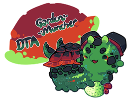 [Closed] DTA! Garden Muncher by toripng