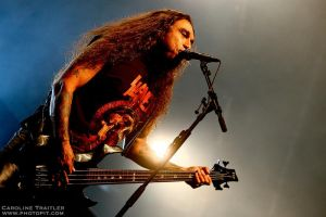 Slayer at Hellfest by CaroFiresoul