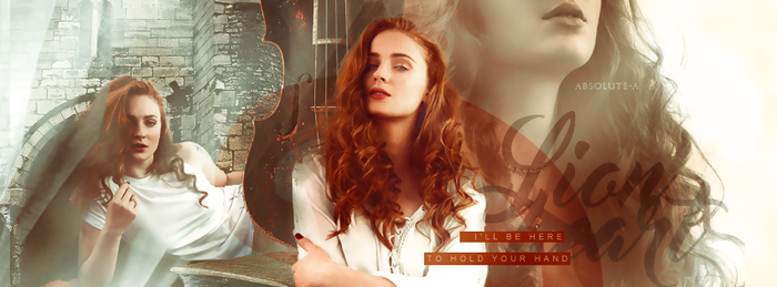Sophie Turner by Absolute-A