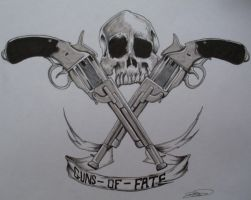 Guns Of Fate by ECTO87