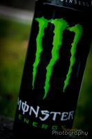Monster Energy by Robbanmurray