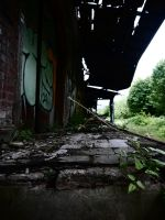 Abandonned station 28 by Dragoroth-stock