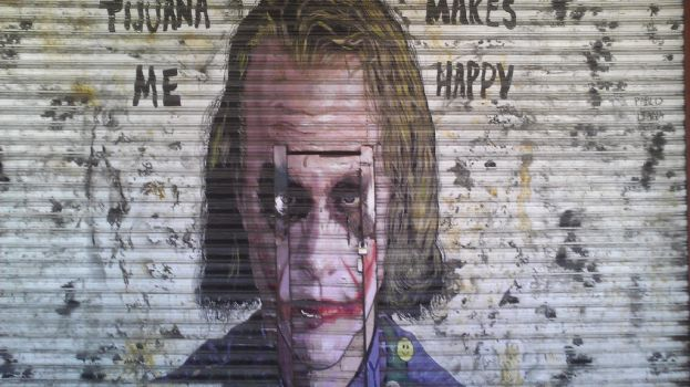 The Joker by Corn102903