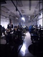 sawing factory by neronin