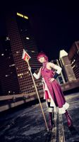 Kyoko .:. Top of the Chain by Crimson-Holic