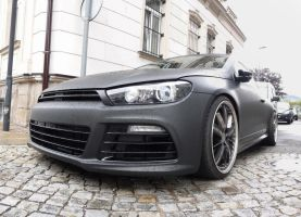 VW Scirocco R by theTobs