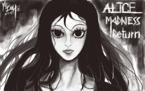 Alice madness return by YELIOH