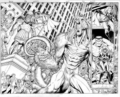 Hulk issue 8 pages 10-11 by WaldenWong