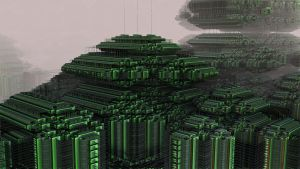 UC3 Cloud City by fractalfiend