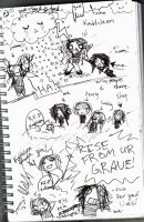 Counseling Journal Page Three by ScreamingInSilenceXx