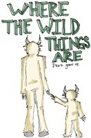 Where The Wild Things Are by kiku-chan13