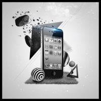 Iphone fan art by graphisteph