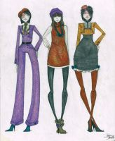 Fall Collection 2009 - 2 by Zaratulah